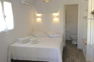 small studio navy blue suites bedroom